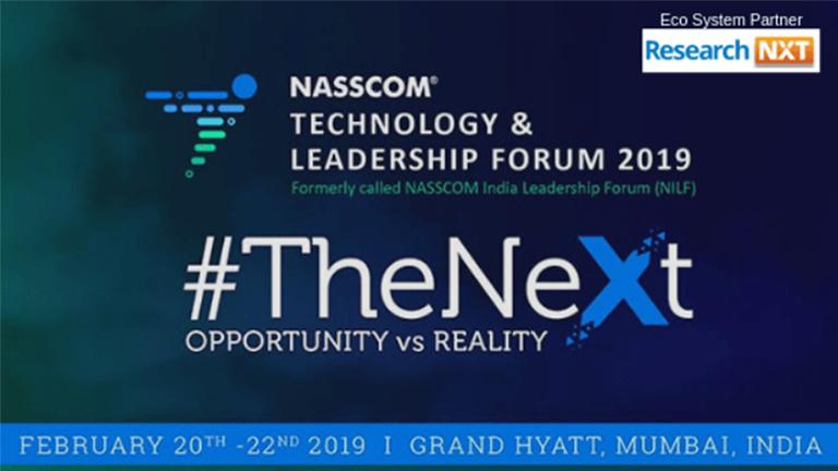 NASSCOM Technology & Leadership Forum 2019